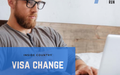 Visa Change Inside Country